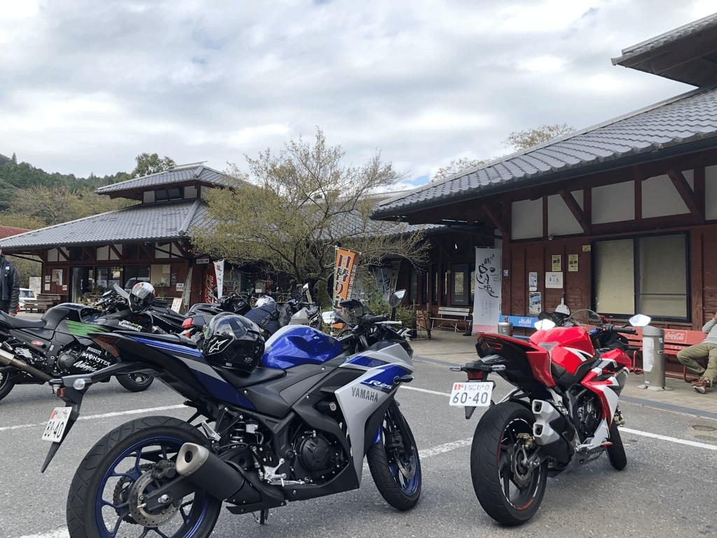 秋のツーリング@京都へ松茸丼を食べに行く_1
