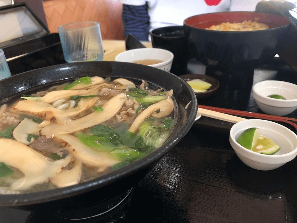 秋のツーリング@京都へ松茸丼を食べに行く_6