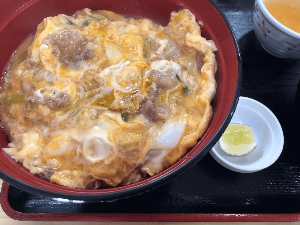 秋のツーリング@京都へ松茸丼を食べに行く_7