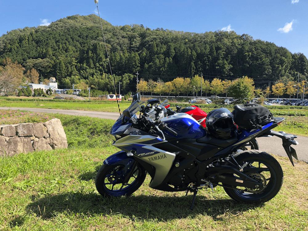 10月秋のツーリング@丹波篠山の黒枝豆を狩りに行く_4