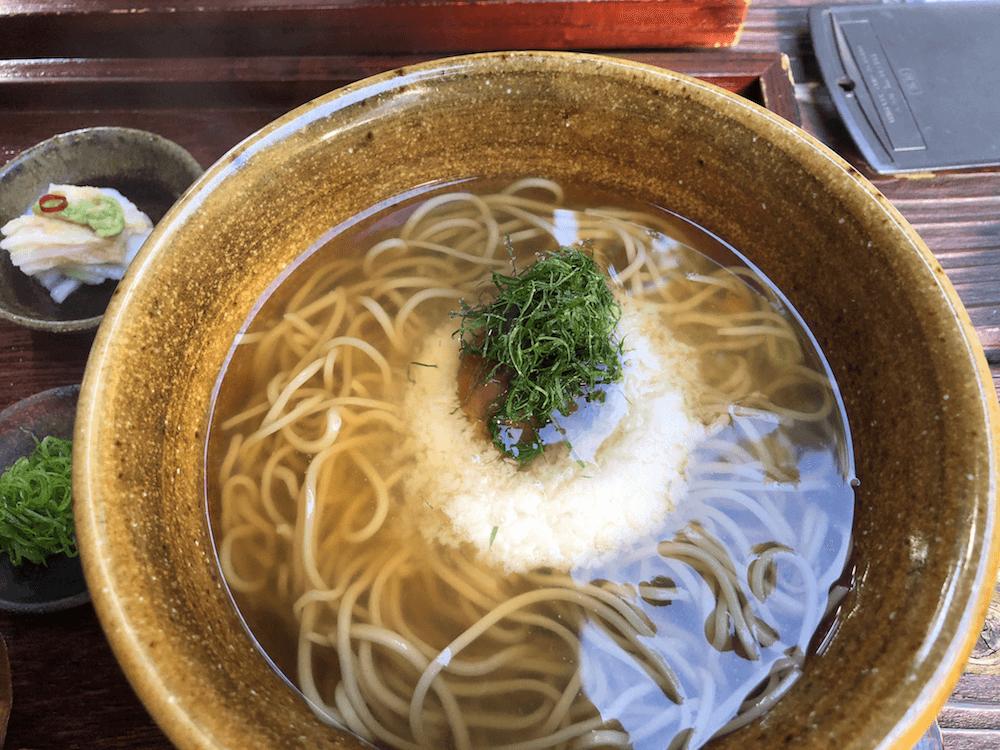 11月秋ツーリング@奈良の十津川村へ蕎麦を食べに行く女子ツー_10