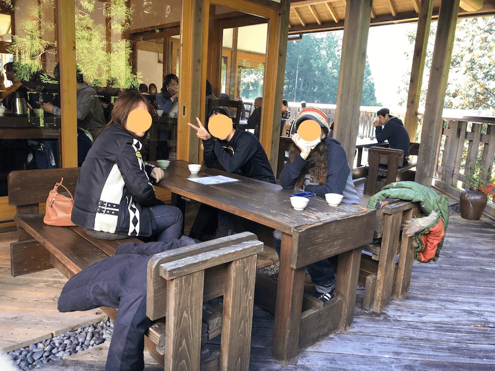 11月秋ツーリング@奈良の十津川村へ蕎麦を食べに行く女子ツー_6
