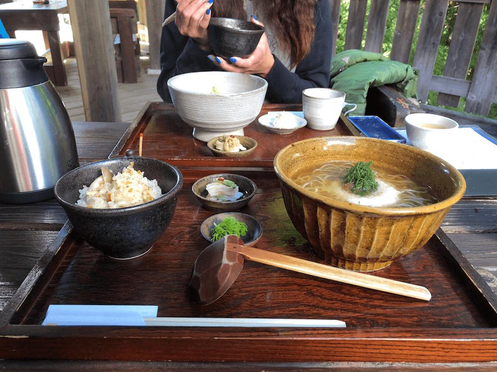 11月秋ツーリング@奈良の十津川村へ蕎麦を食べに行く女子ツー_9