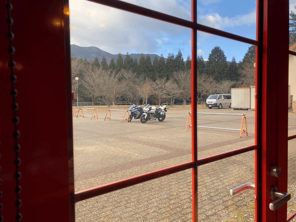 関西の絶景スポット「曽爾高原」へ冬ツーリング_11