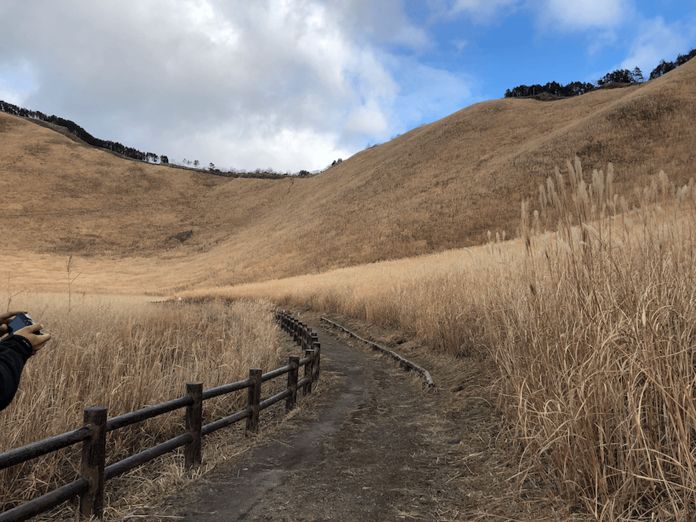 関西の絶景スポット「曽爾高原」へ冬ツーリング_17