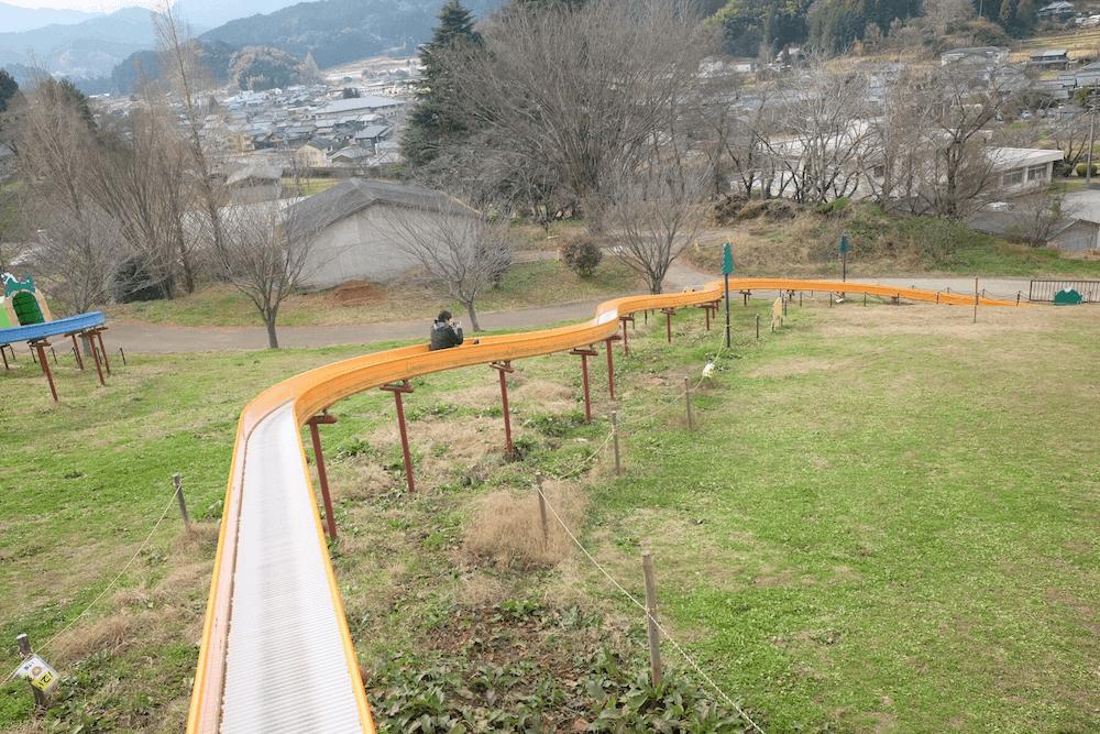 関西の絶景スポット「曽爾高原」へ冬ツーリング_21