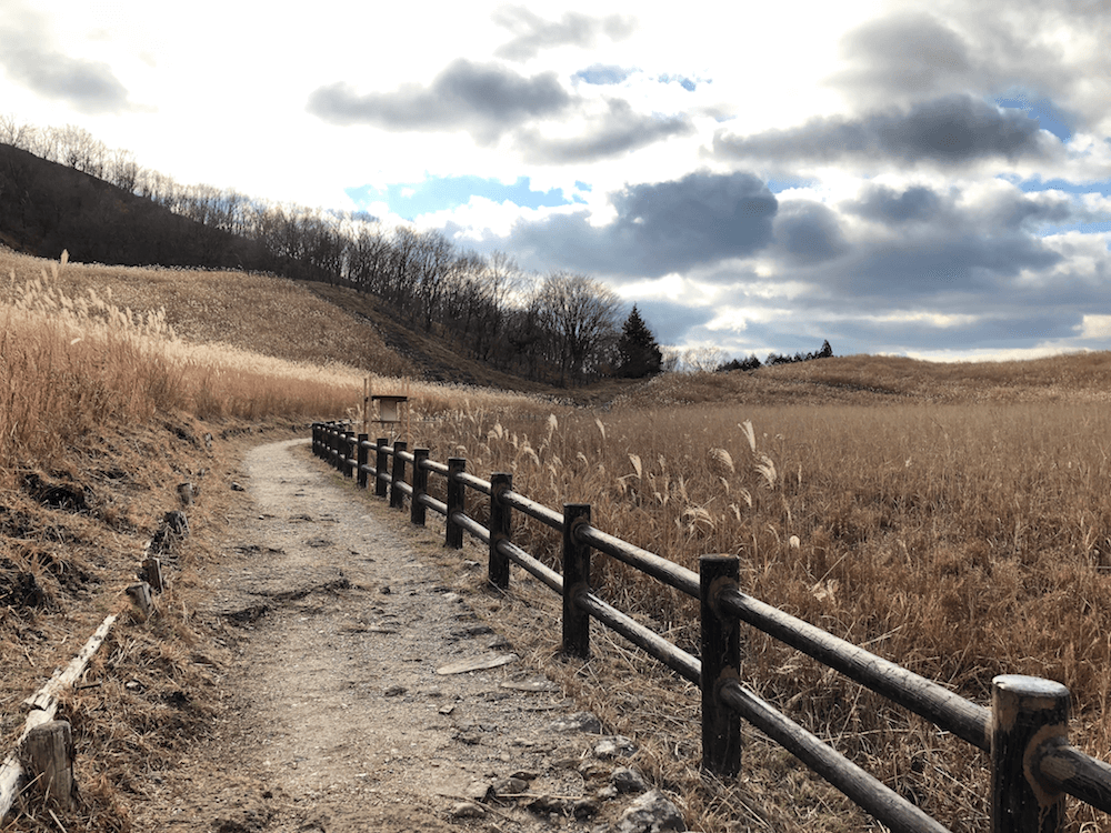 関西の絶景スポット「曽爾高原」へ冬ツーリング_25