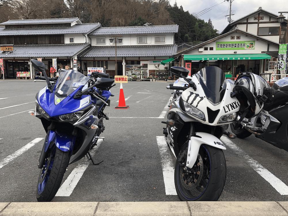 関西の絶景スポット「曽爾高原」へ冬ツーリング_5