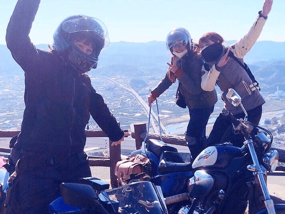 めっちゃええ道の和歌山県「みかんの丘」へツーリングしてきた。_0