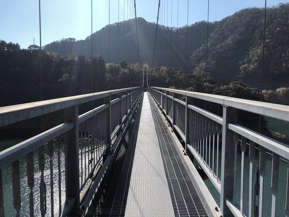 白浜ツーリングヤッホーポイント橋