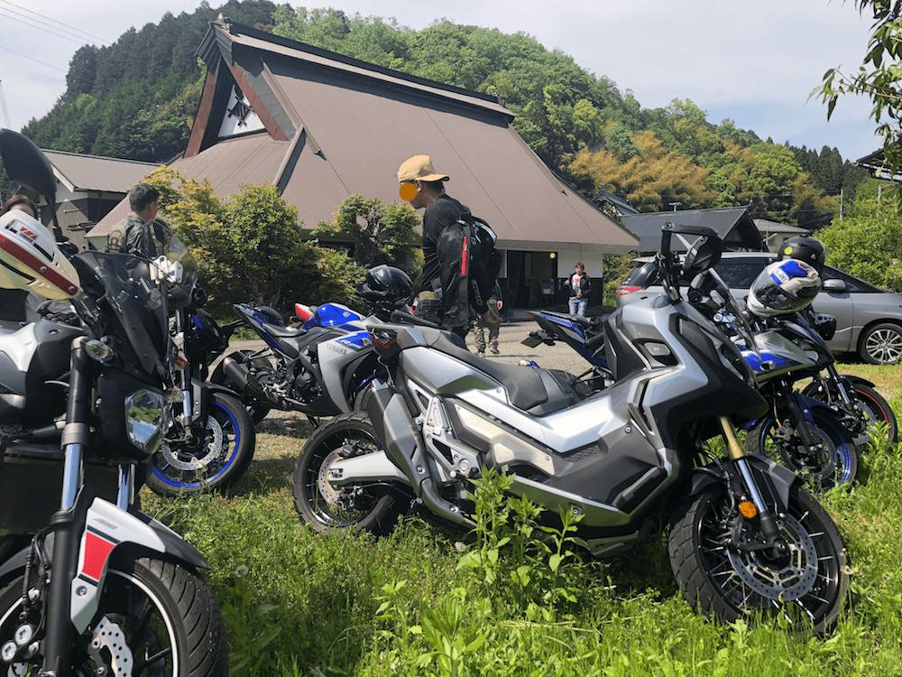京都の轍カフェ