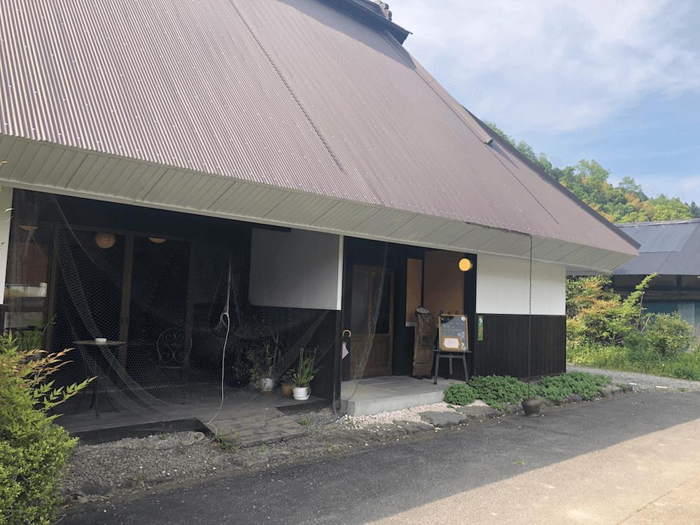 京都の古民家カフェ「轍」
