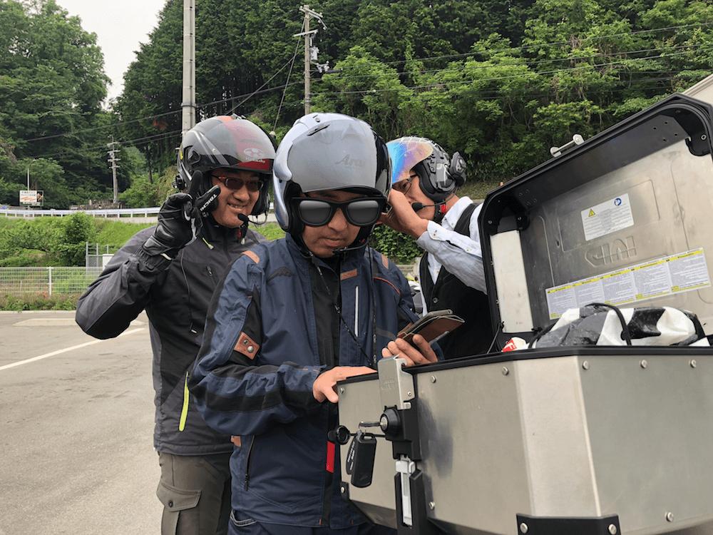 ドライブインよしだ名物「イカ丼」は飲み物だ!福井県ツーリングを楽しむ。_2