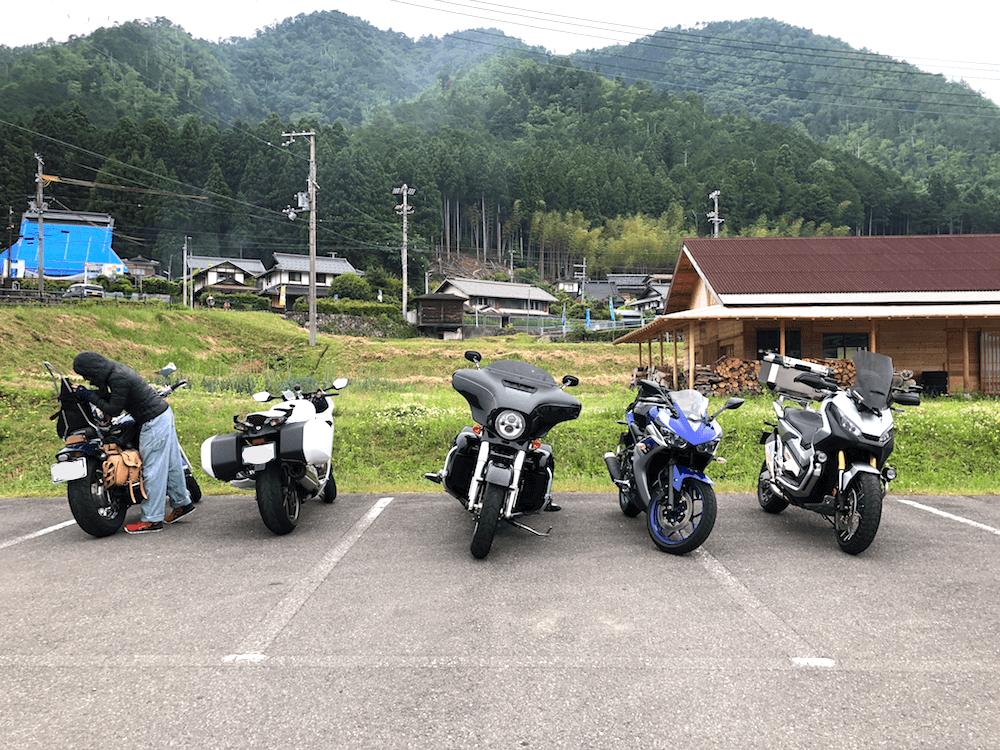 ドライブインよしだ名物「イカ丼」は飲み物だ!福井県ツーリングを楽しむ。3
