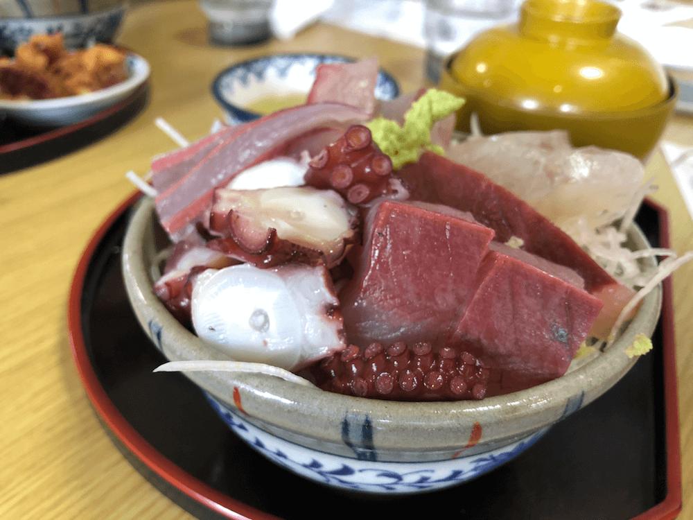 ドライブインよしだ名物「イカ丼」は飲み物だ!福井県ツーリングを楽しむ。8