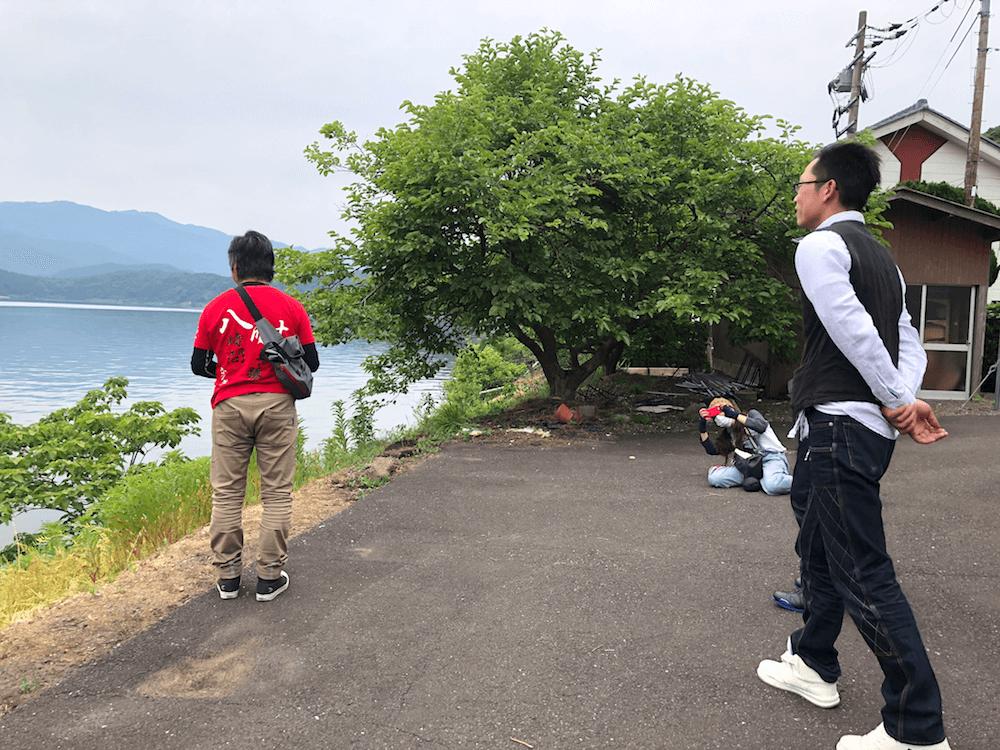 ドライブインよしだ名物「イカ丼」は飲み物だ!福井県ツーリングを楽しむ。10