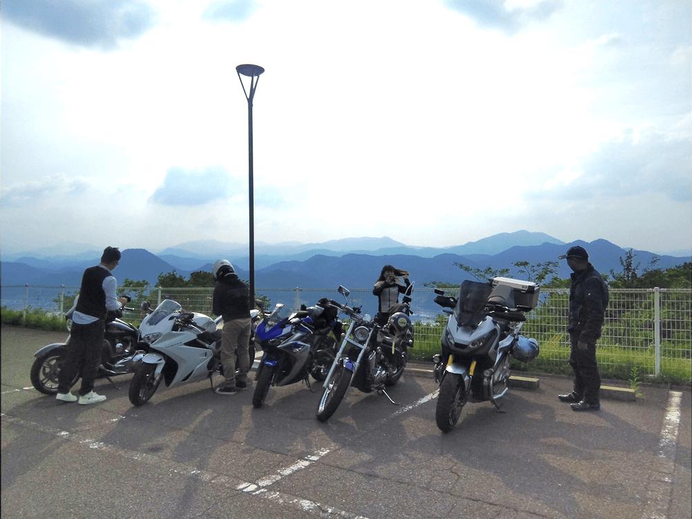 ドライブインよしだ名物「イカ丼」は飲み物だ!福井県ツーリングを楽しむ。16