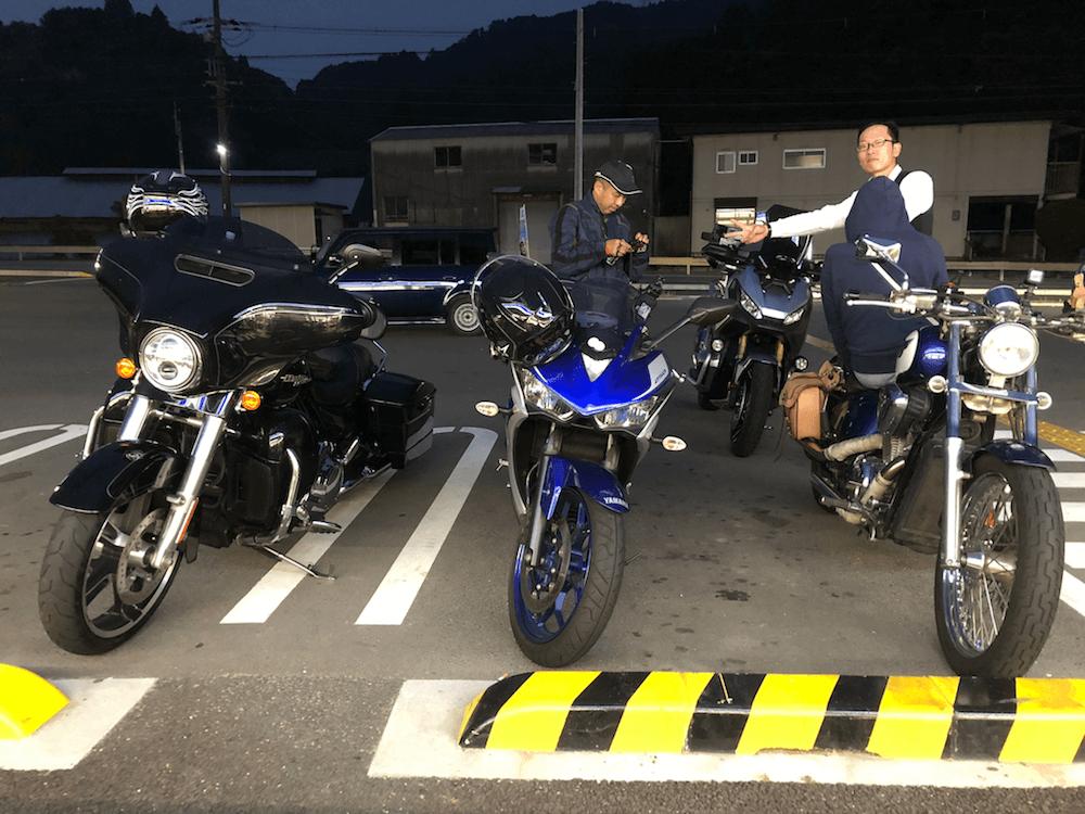 ドライブインよしだ名物「イカ丼」は飲み物だ!福井県ツーリングを楽しむ。18