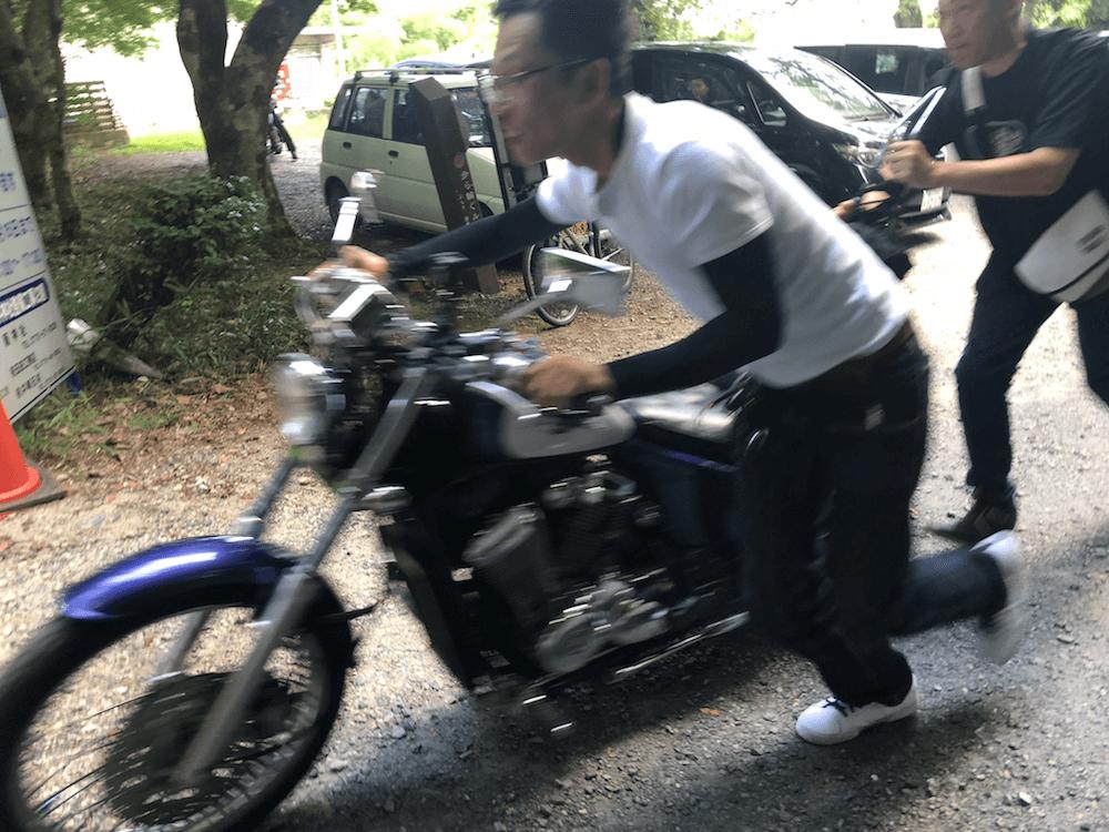 真名井神社ツーリング