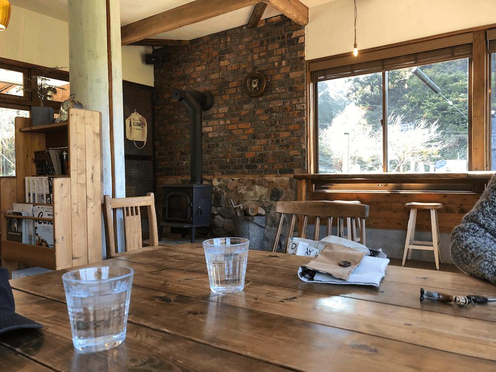 和歌山の隠れカライダーズカフェ「バグダッド」