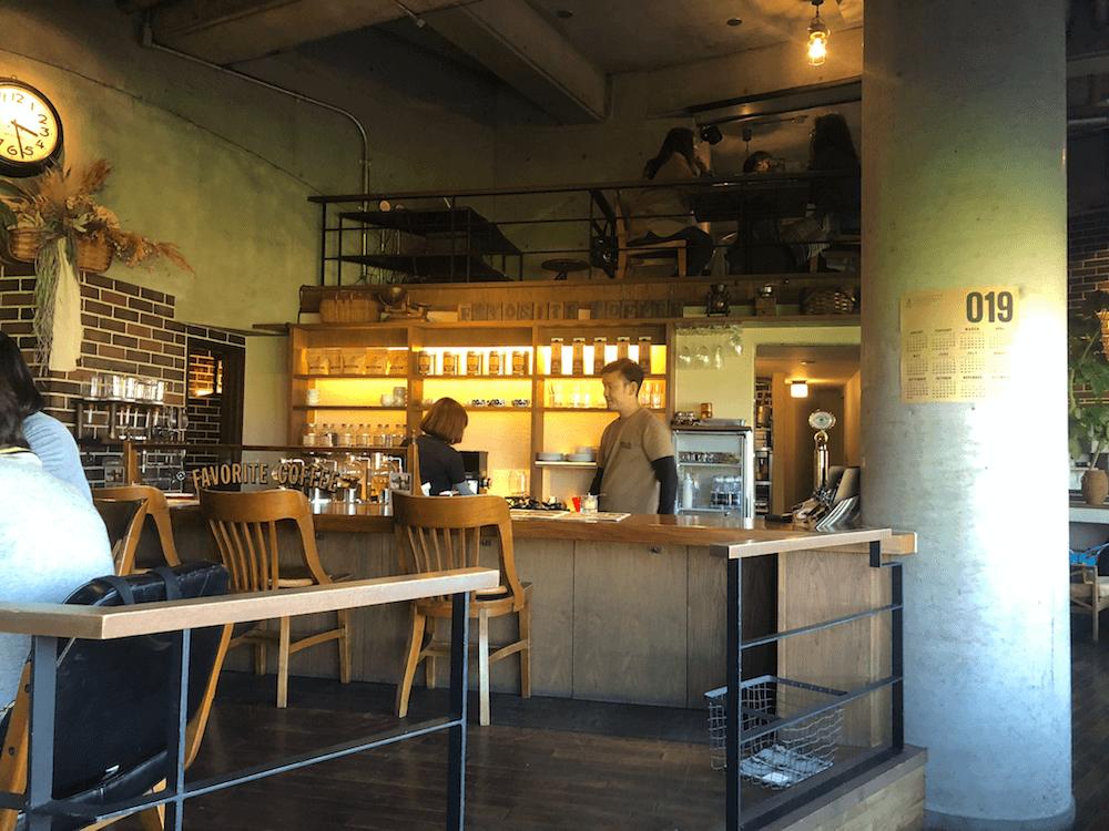 岩出市人気カフェ「フェイバリットコーヒー」