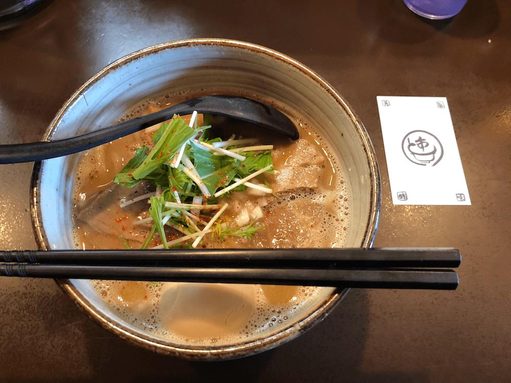 奈良ラーメン 麺処 と市