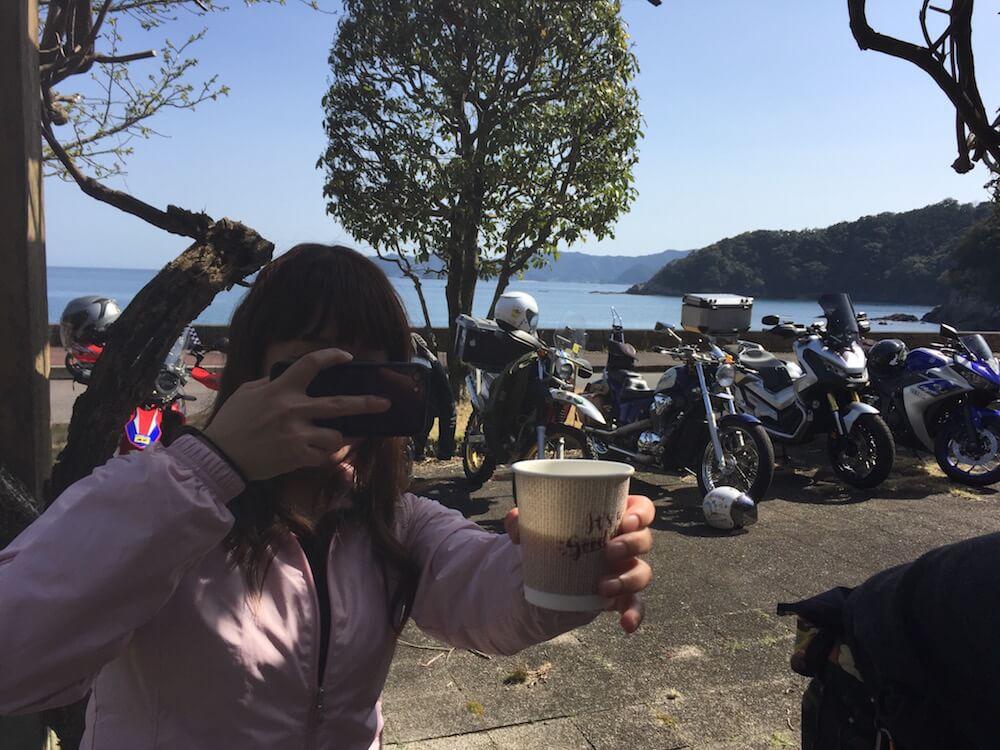 豊浦公園 バーベキュー 野外コーヒー 三重県の絶景スポット